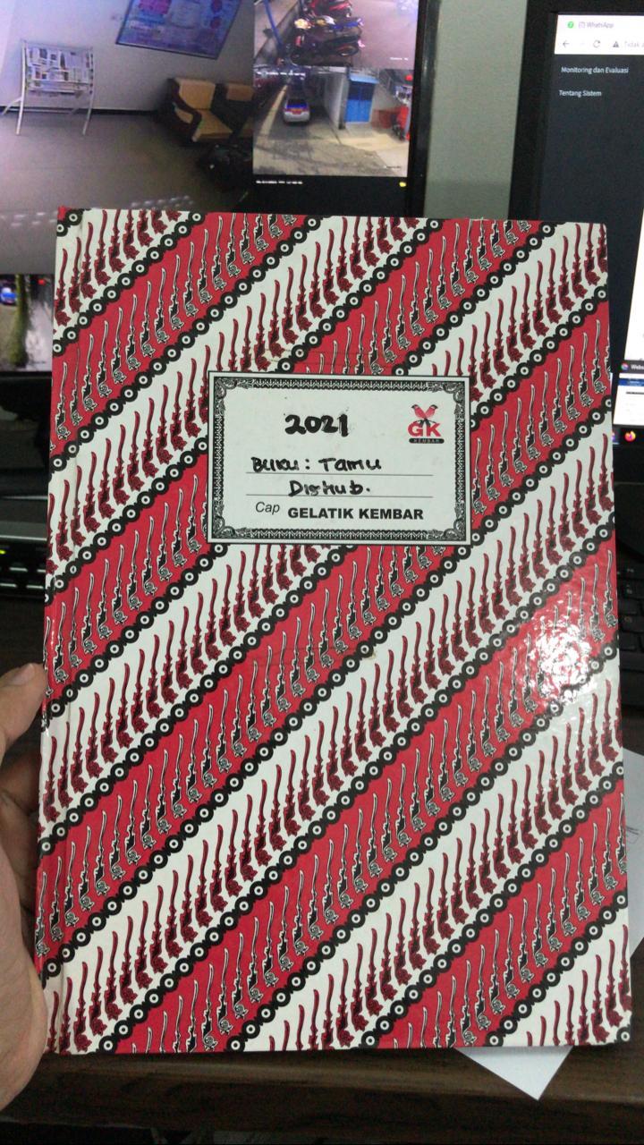 Buku Informasi Tamu